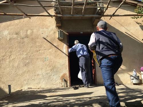 Öze Dönüş'ten Şırnak ve Cizre'de 320 Aileye Yardım 2