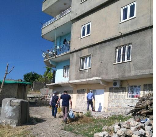 Öze Dönüş'ten Şırnak ve Cizre'de 320 Aileye Yardım 3