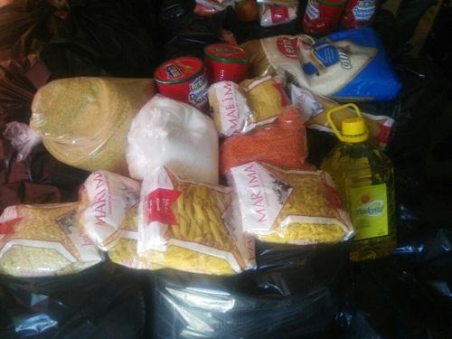 Öze Dönüş'ten Şırnak ve Cizre'de 320 Aileye Yardım 4