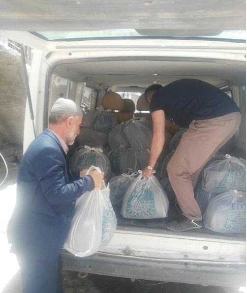 Öze Dönüş'ten Şırnak ve Cizre'de 320 Aileye Yardım 6