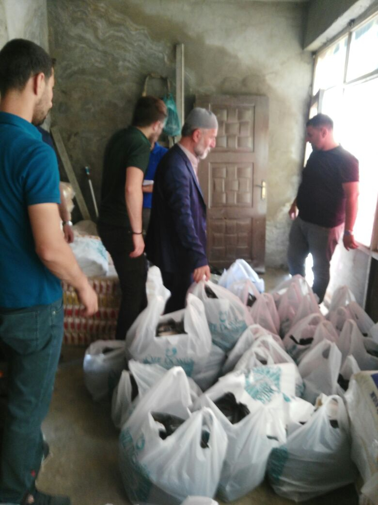 Öze Dönüş'ten Şırnak ve Cizre'de 320 Aileye Yardım 7
