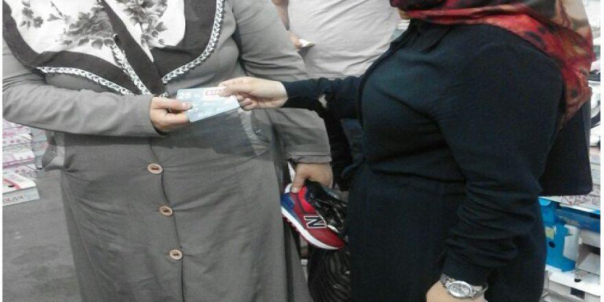 Öze Dönüş İzmir Şubesi Ramazan'da Diyarbakır'ı unutmadı