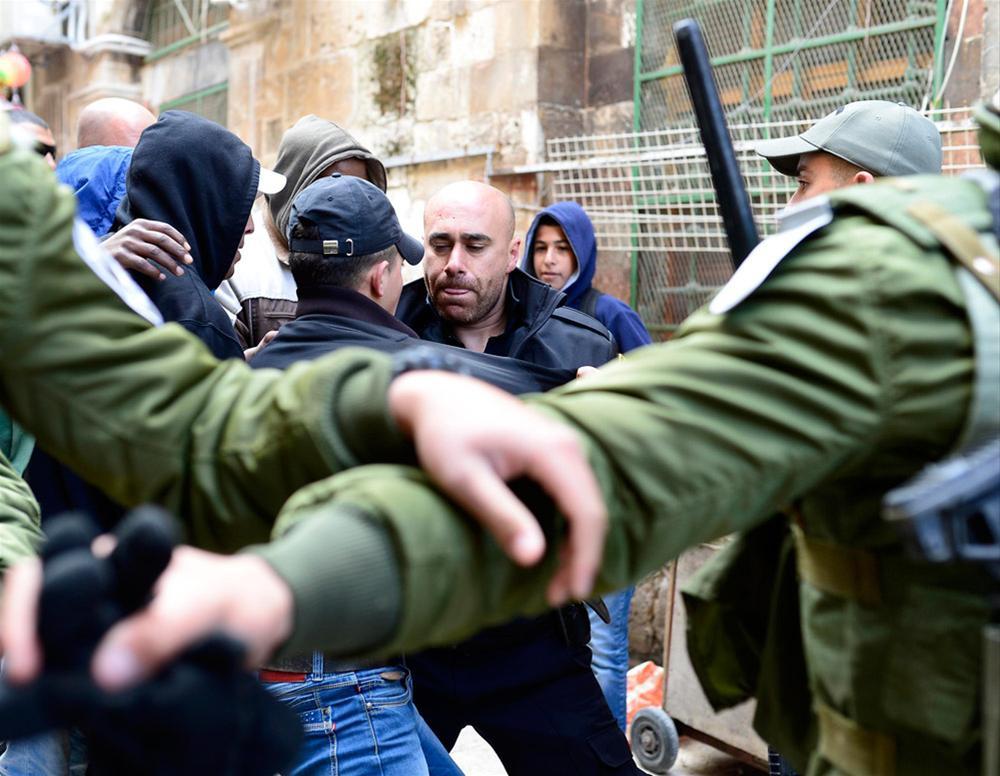 İsrail'den Cuma Namazına Yaş Sınırı 1