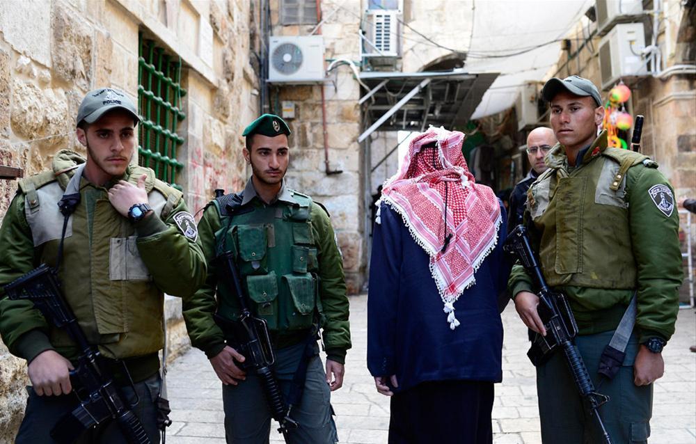 İsrail'den Cuma Namazına Yaş Sınırı 2