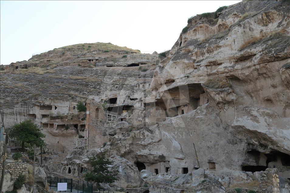 Hasankeyf'teki kültürel miras bir bir taşınıyor 4