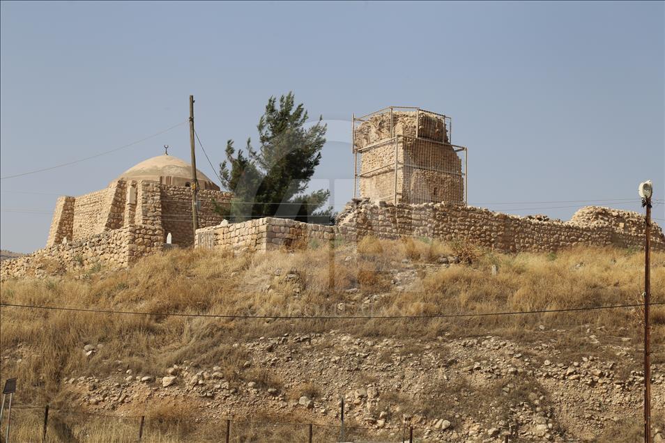Hasankeyf'teki kültürel miras bir bir taşınıyor 7