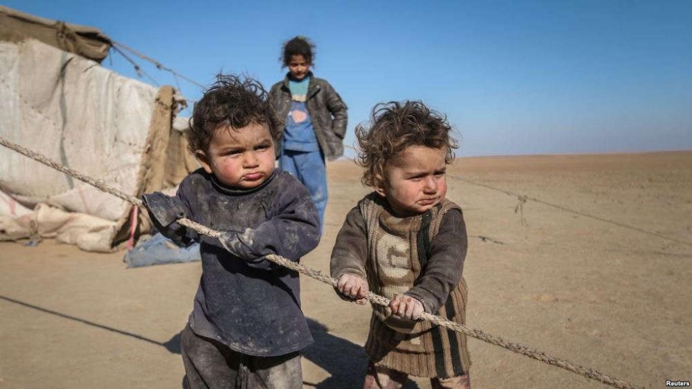 Suriye savaşında çocuklar 10