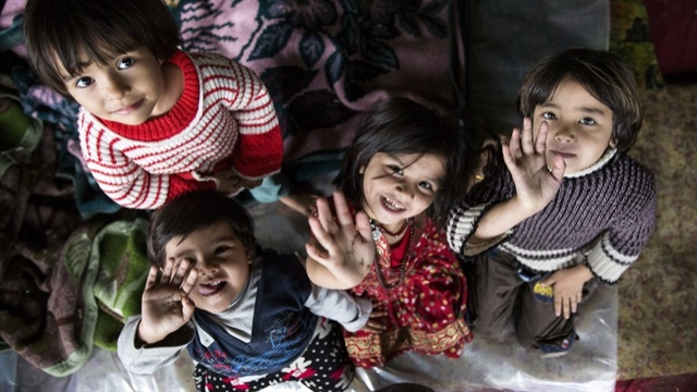 Suriye savaşında çocuklar 12
