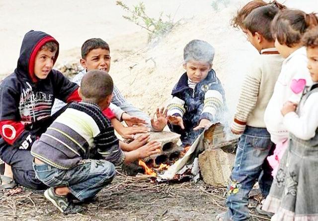 Suriye savaşında çocuklar 25