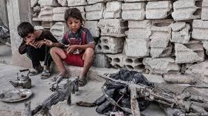 Suriye savaşında çocuklar 27