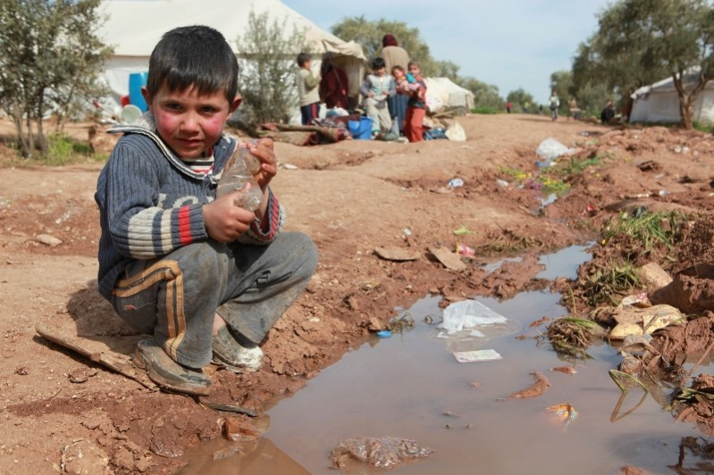 Suriye savaşında çocuklar 3