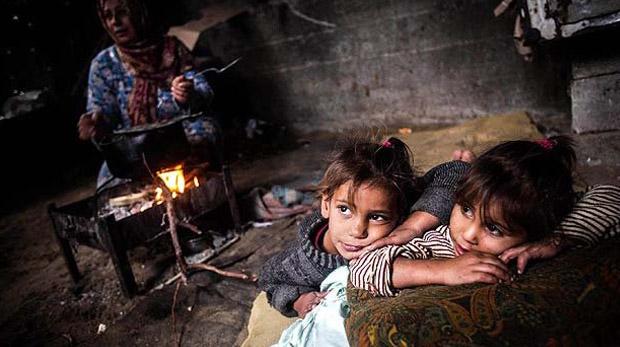 Suriye savaşında çocuklar 4