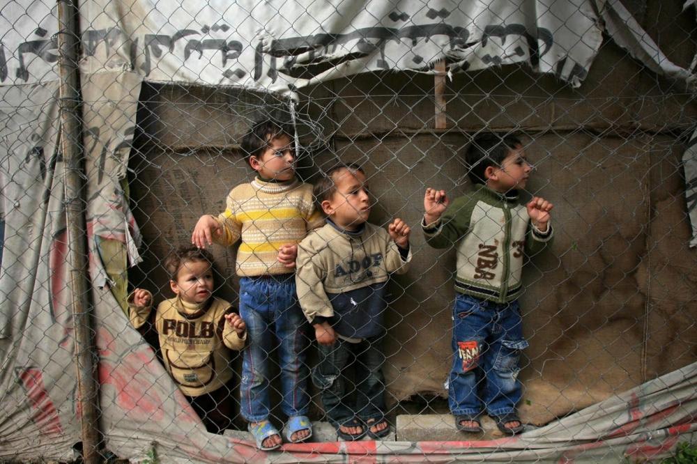 Suriye savaşında çocuklar 7