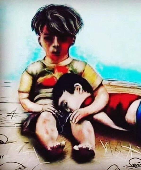 Merhametsiz bir dünyada çocuk olmak 24