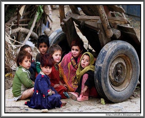 Merhametsiz bir dünyada çocuk olmak 28