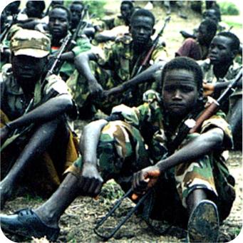 Bir Utanç Olarak Çocuk Savaşçılar 13