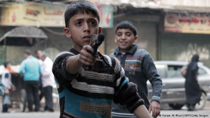 Bir Utanç Olarak Çocuk Savaşçılar 3