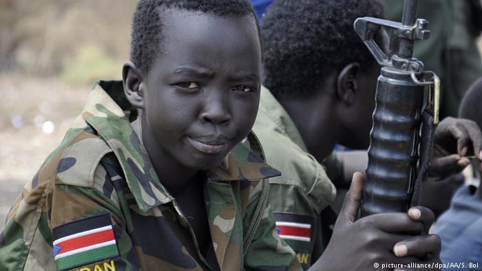 Bir Utanç Olarak Çocuk Savaşçılar 4