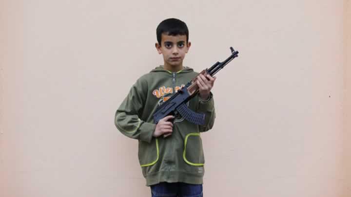 Bir Utanç Olarak Çocuk Savaşçılar 5