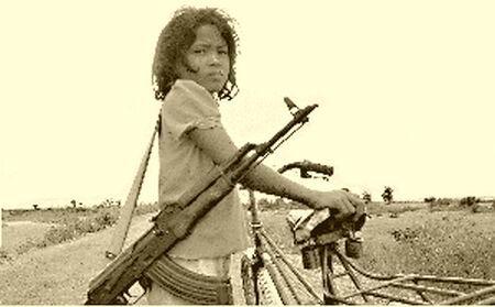 Bir Utanç Olarak Çocuk Savaşçılar 8