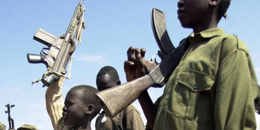 Bir Utanç Olarak Çocuk Savaşçılar