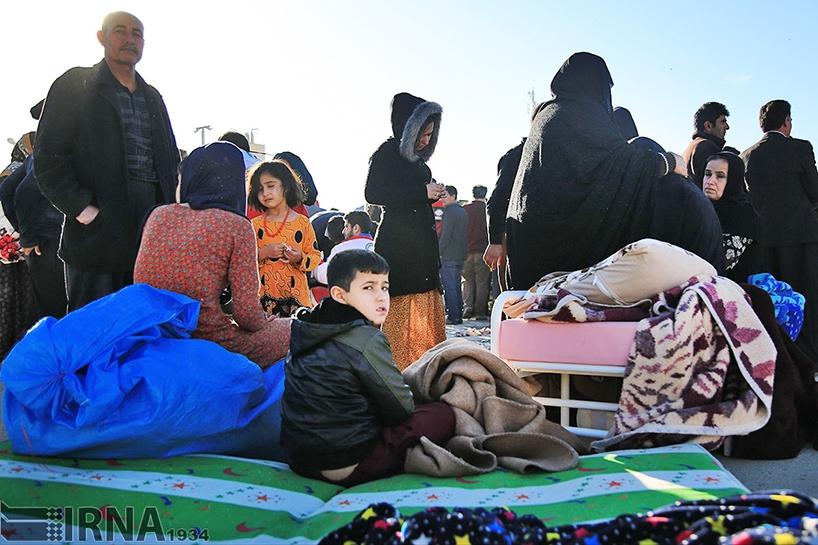 Kürdistan'da oluşan deprem felaketi-foto 10