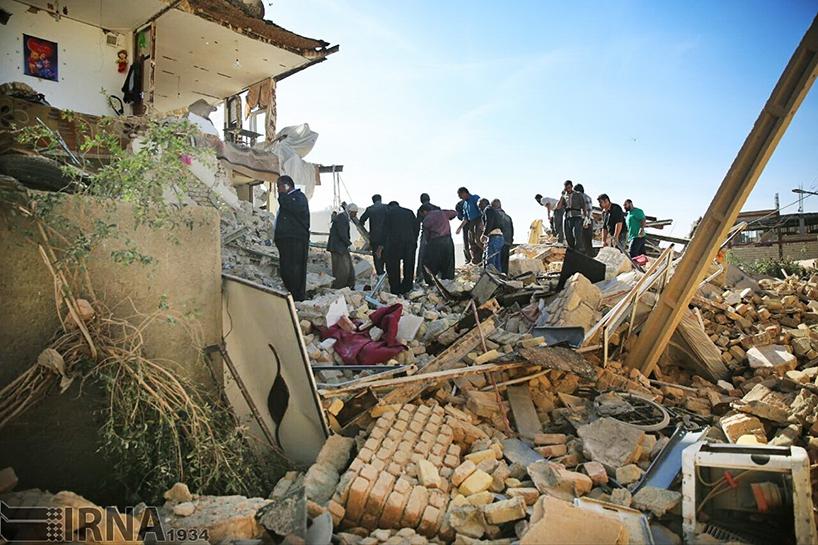 Kürdistan'da oluşan deprem felaketi-foto 12