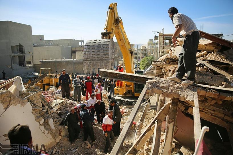 Kürdistan'da oluşan deprem felaketi-foto 13