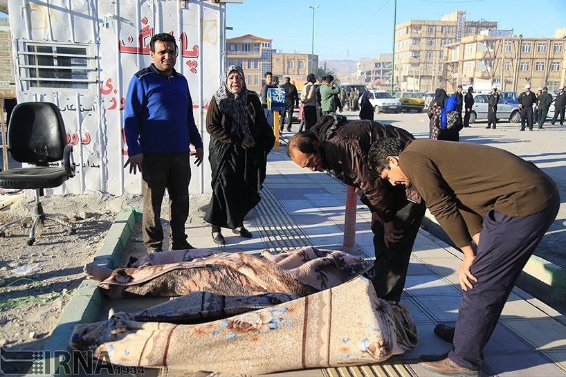 Kürdistan'da oluşan deprem felaketi-foto 15