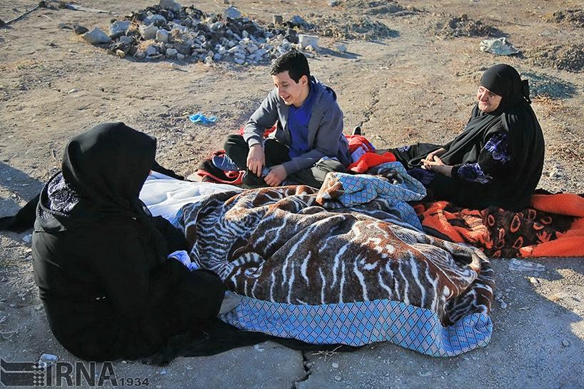 Kürdistan'da oluşan deprem felaketi-foto 16