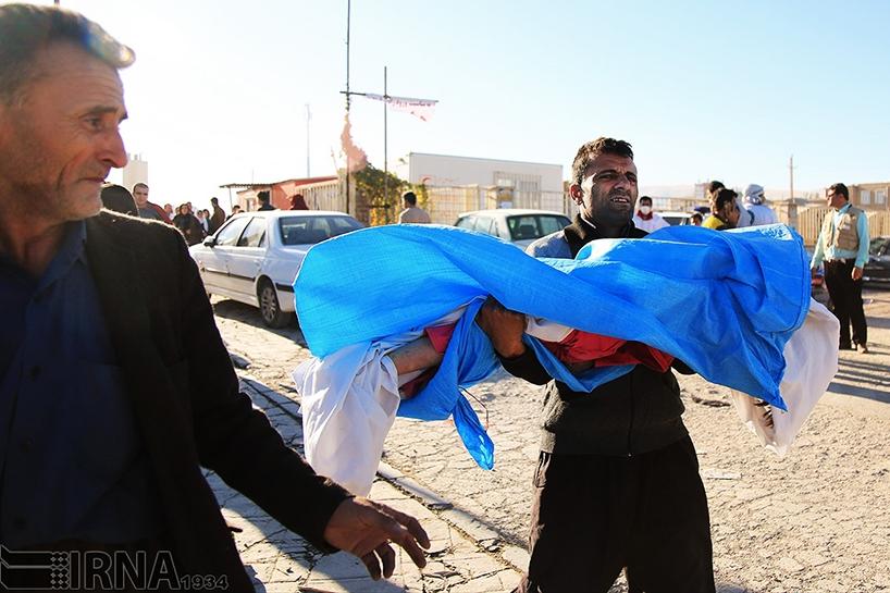 Kürdistan'da oluşan deprem felaketi-foto 4