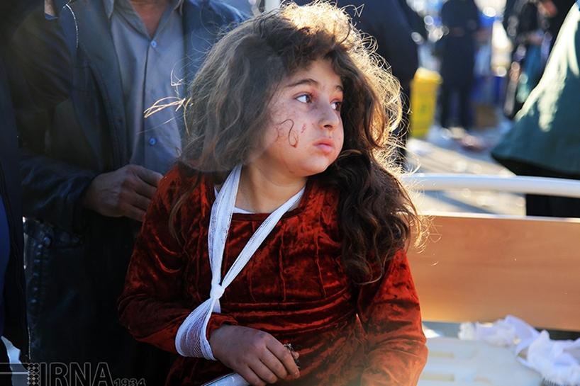 Kürdistan'da oluşan deprem felaketi-foto 5