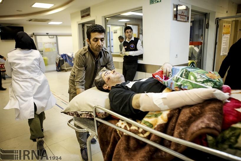Kürdistan'da oluşan deprem felaketi-foto 6