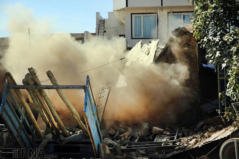 Kürdistan'da oluşan deprem felaketi-foto 8