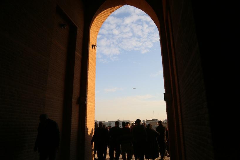 Kürdistan'ın Erbil Kalesi'nden  görüntüler 1