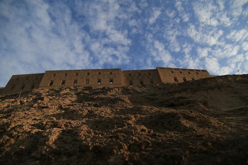 Kürdistan'ın Erbil Kalesi'nden  görüntüler 10
