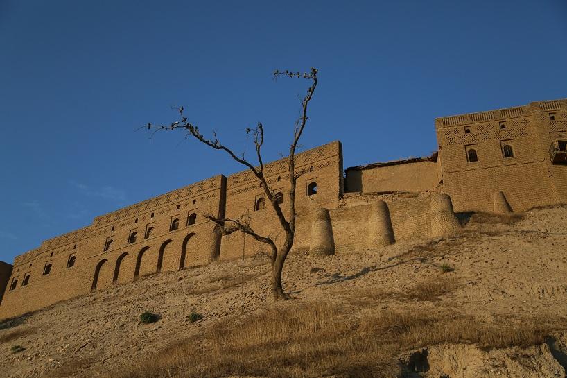 Kürdistan'ın Erbil Kalesi'nden  görüntüler 12