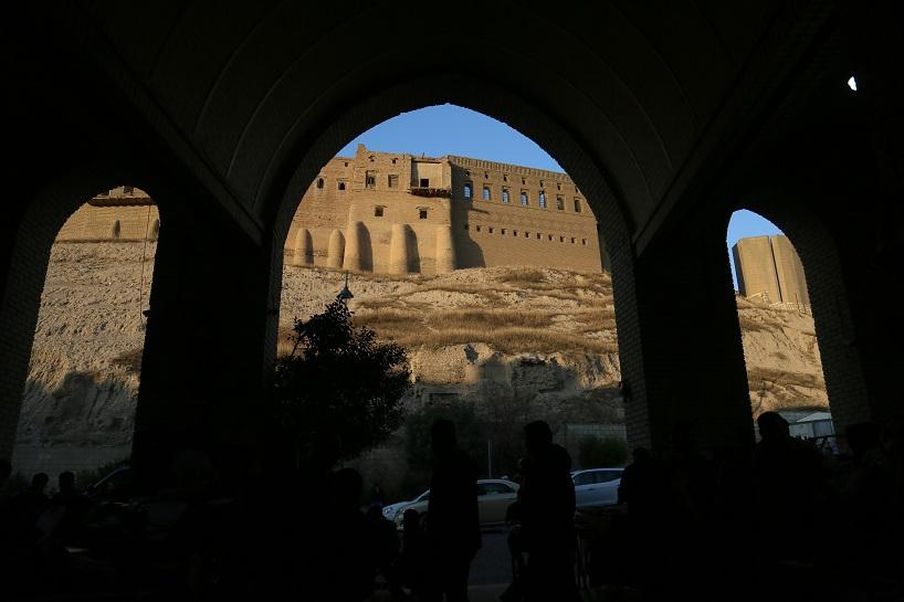 Kürdistan'ın Erbil Kalesi'nden  görüntüler 2