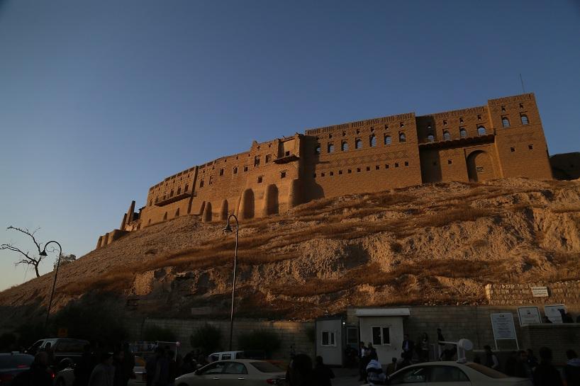 Kürdistan'ın Erbil Kalesi'nden  görüntüler 5