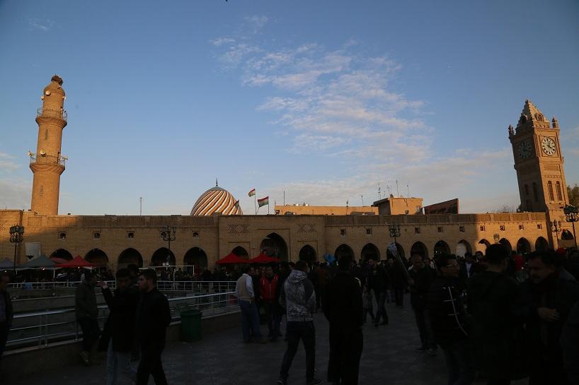 Kürdistan'ın Erbil Kalesi'nden  görüntüler 7