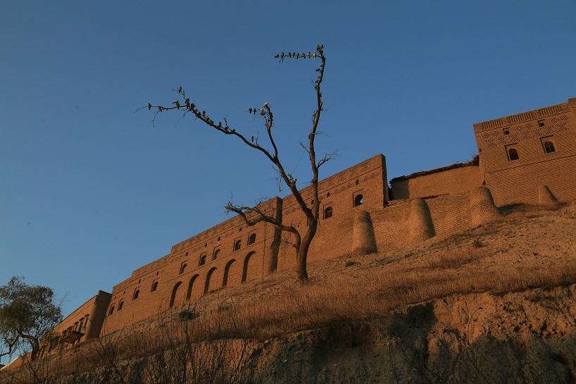 Kürdistan'ın Erbil Kalesi'nden  görüntüler 8