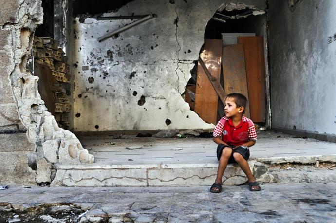 Savaş ve Çocuk 8