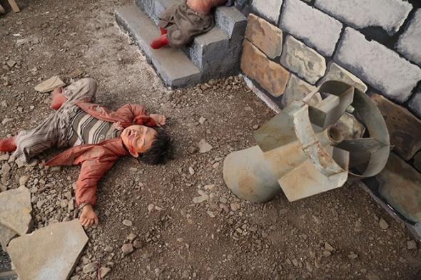 Halepçe Acıyı Unutmuyor 15