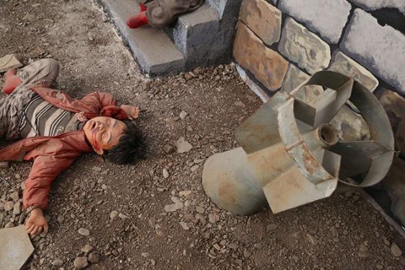 Halepçe Acıyı Unutmuyor 8