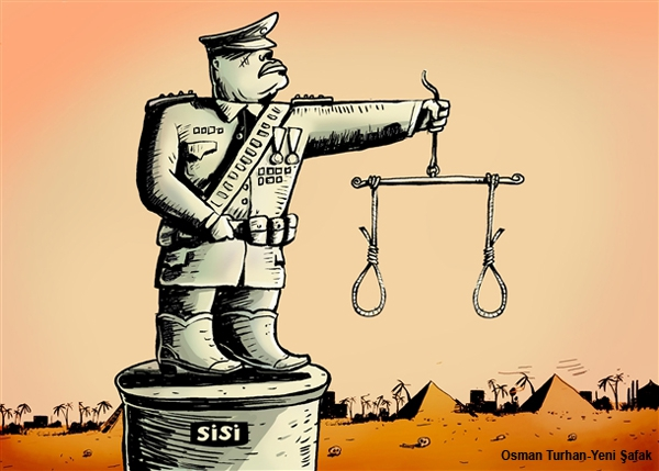 General Sisi, idamlara hevesli 1