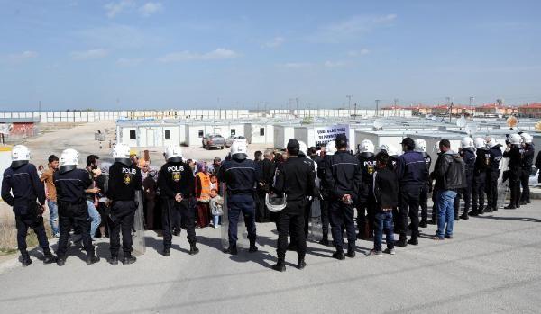 Depremzedeler Ankara'ya yürüyor 11