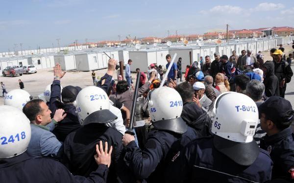 Depremzedeler Ankara'ya yürüyor 12