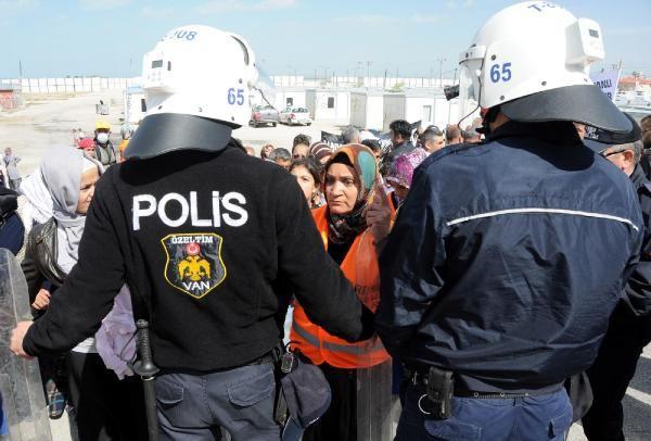 Depremzedeler Ankara'ya yürüyor 2