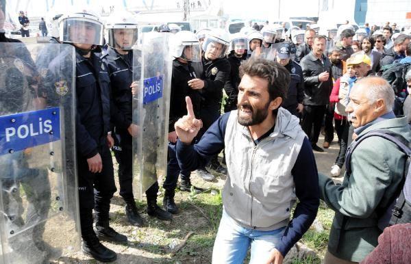 Depremzedeler Ankara'ya yürüyor 5