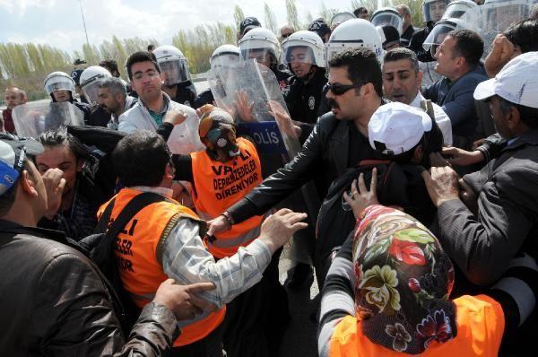 Depremzedeler Ankara'ya yürüyor 6